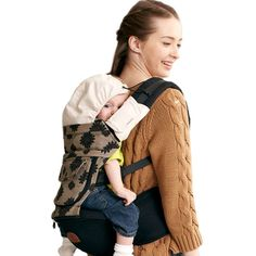 c1ce89d1eab Leewin Baby Soft Hip Seat Carrier Breathable Ergonomic Wrap Sling Backpack  Black -- Check out this great product. (This is an affiliate link)