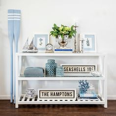 Real Hamptons Console