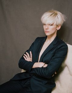 Marianne Related posts: Long Blonde Balayage Pixie Lovely And Glamorous Bob Hairstyle With Cool Layers Pixie Cut With Bangs, Short Hair With Layers, Short Hair Cuts, Short Hair Styles, Modern Hairstyles, Pixie Hairstyles, Short Hairstyles For Women, Cool Hairstyles, Hair Day