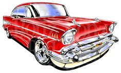 13 best car clip art images on pinterest car drawings cars and rh pinterest com 57 chevy clip art rat fink 57 chevy truck clipart
