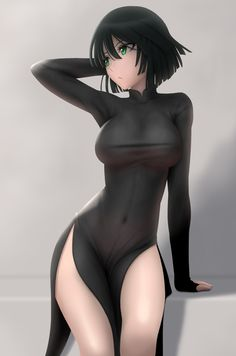 One Punch Man!, Fubuki, by siraha