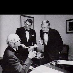 Barry M. Goldwater, Ronald W. Reagan, William F. Buckley, Jr.