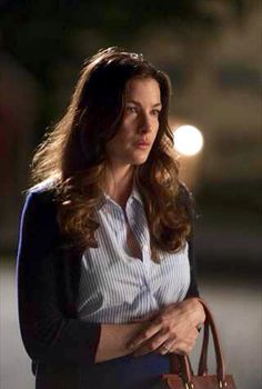 """Liv Tyler in a scene from HBO's """"The Leftovers,"""" about those trying to cope after a supernatural event."""