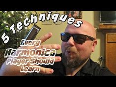 5 Techniques Every Harmonica Player Should Know Banjo, Ukulele, Violin, Harmonica Lessons, Music Lessons, Music Sing, Sound Of Music, Pvc Pipe Projects, Harp