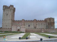 La Mota Castle (Spain)