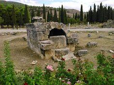 Photo Pamukkale, Garden Bridge, Roman, Greek, Outdoor Structures, Greece