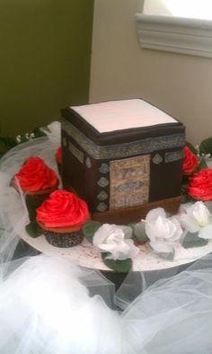 Ka'aba Cake!