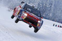 Sebastien Loeb @ 2009 Norveç
