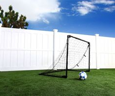 Lifetime Adjustable-Size Soccer Goal - 90077 Soccer Sports Equipment 8 x 6 Ft