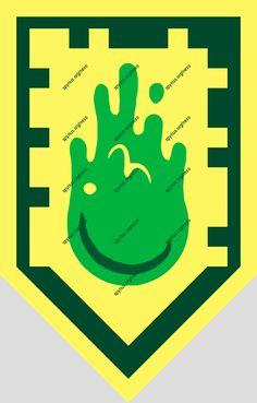 LEGO Nexo Knights Power - Aaron - Slime Blast | spyrius.org