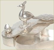 Natvarlal Chimanlal & Bros (Chandiwala)- Silver Gift items, Gift items, Gifts to India, Silveware, Pooja items (Religious items), Silver Jewelry Exporters, Retailers