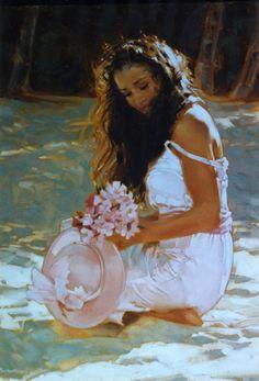 Big Island Hawaii, Impressionist Paintings, Nudes, Romantic, Future, Gallery, Art, Paint, Art Background