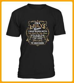 Im A July Woman - 14 juli shirts (*Partner-Link)