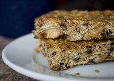Erica's Sweet Tooth » Homemade Healthy Granola Bars