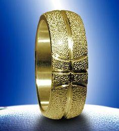Mens basketball wedding ring!!