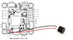 Betaflight F3 Flight Controller Anschlussplan / Wiringplan