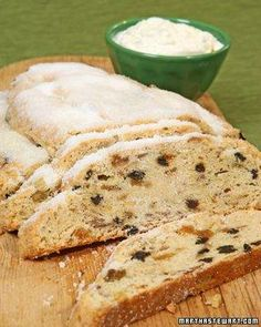 Christmas Morning Stollen Recipe