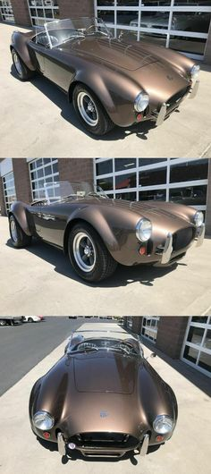 Cobra Replica, Replica Cars, Cars For Sale, Vehicles, Cars For Sell, Car, Vehicle