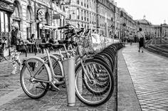 Bikes in Bordeaux by Sebastian Kruk on 500px