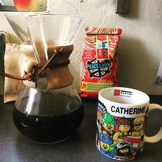 Starting the day off perfectly #peacecoffee #chemex http://ift.tt/1U25kLY