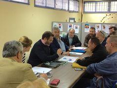 La Junta presenta cuatro proyectos para la recuperación urbana en la zona alta de El Valle