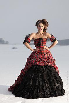 Lucardis Feist - Besondere Brautmode