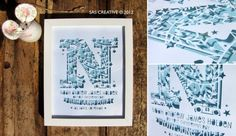 Samantha's Papercuts: Forgotten designs
