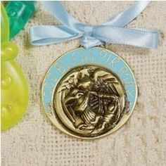 Baby Boy's Guardian Angel Crib Medallion Baptism or Christening - http://www.wonderfulworldofjewelry.com/jewelry/childrens-jewelry/boys-jewelry/baby-boy39s-guardian-angel-crib-medallion-baptism-or-christening-com/ - Your First Choice for Jewelry and Jewellery Accessories