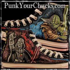 Star Wars Custom Converse Sneakers