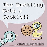 The Duckling Gets a Cookie? - Mo Willems, Walker Books, 40 Pages, Paperback. The Duckling asks for a cookie -- and gets one! Do you think the Pigeon is happy about that? This Is A Book, The Book, Pigeon Books, Mo Willems, What Do You Mean, Author Studies, Children's Picture Books, 10 Picture, Children's Literature