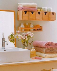 almacenaje en baños