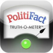 """Politifact is a project of the Tampa Bay Times and is one of the more unique brands in journalism. The app does an excellent job of ending """"is it true"""" debates on-the-go."""
