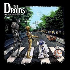 The Droids- Imperial Road