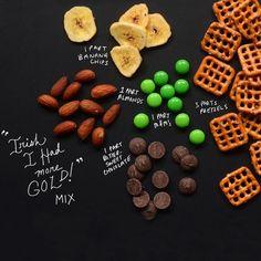 "St. Patrick's Day Recipes: ""Irish I had more gold!"" Snack Mix | CookingLight.com"