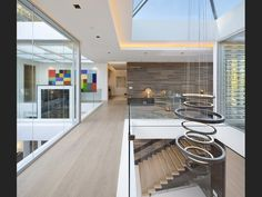 Ultramodern Masterpiece Home on Sunset Strip with Automated Wine Rack-15