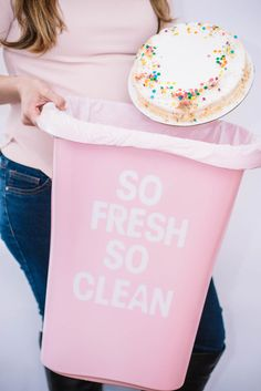 What was my least favorite chore growing up? That was definitely taking out the trash! Now, fast forward to today, and I'm still not the biggest fan. I usually try to delegate that task as much as possible (sorry Andy!). But someone's gotta do it, right?! Nobody actually likes having a less than pleasant …