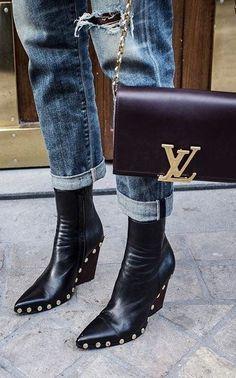 TREND: Celine Boots