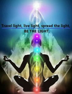 Be the light......