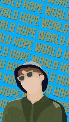 World Wallpaper, Sea Wallpaper, Aesthetic Iphone Wallpaper, Aesthetic Wallpapers, Walpapers Iphone, Bts Backgrounds, Bts Drawings, Cute Cartoon Wallpapers, Bts Lockscreen