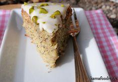 Zitronenkuchen – ein weiterer Bester?!   Kamafoodra