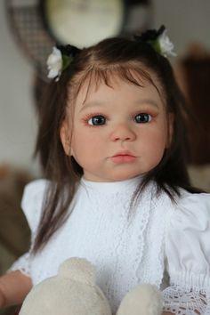 Маргарита, кукла реборн. Автор Кулигин Владимир.