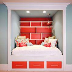 Small space interior design || Image Source: http://static1.squarespace.com/static/53d7f0c1e4b08ef1e4c6c43f/t/542b342fe4b015c81908b2c4/1446489500725/Red-Sette-Interior-Design.jpg