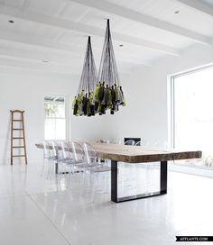 Amazing dinner space! // afflante.com