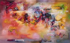 obrazy współczesne abstrakcja - Nowoczesne obrazy Abstrakcje obrazy na ścianę