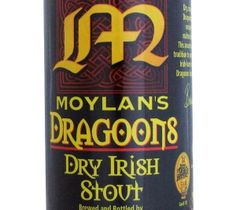 Moylans Dragoons Dry Irish Stout 650ml Beer in New Zealand - http://www.mexicanbeer.co.nz/beer-from-mexico-in-nz/moylans-dragoons-dry-irish-stout-650ml-beer-in-new-zealand/ #Mexican #beer #NewZealand