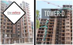 #construction #updates –#imperia #Esfera Project Tower D, Sector -37C, Gurgaon –Dwarka Expressway