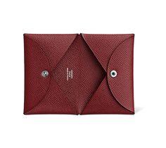 best quality hermes birkin replica - Herm��s Hermes pouch in Barenia calfskin Measures 4.5\u0026quot; x 3.3\u0026quot; Color ...