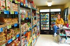 shipping container grocery stores - Google Search