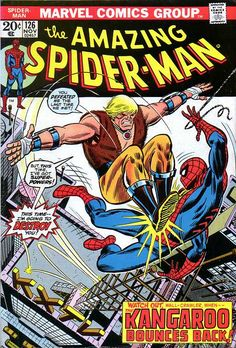 The Amazing Spider-Man (Vol. 1) 126 (1973/11)