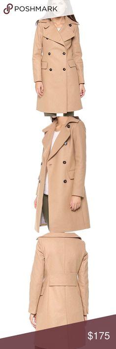 Club Monaco Quilted Sleeve Coat A sophisticated Club Monaco coat 56a1d9cff145